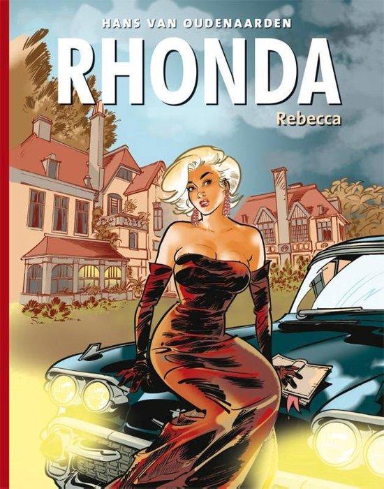 Rhonda 02. rebecca - Hans van Oudenaarden |