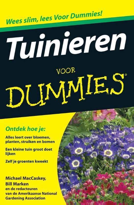 Voor Dummies - Tuinieren voor dummies - The National Gardening Association |