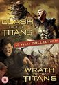 Clash of the Titans/Wrath of the Titans - 2 film box