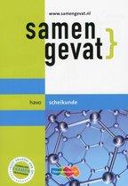 Boek cover Samengevat  -  Scheikunde Havo van J.R. Vecht (Paperback)