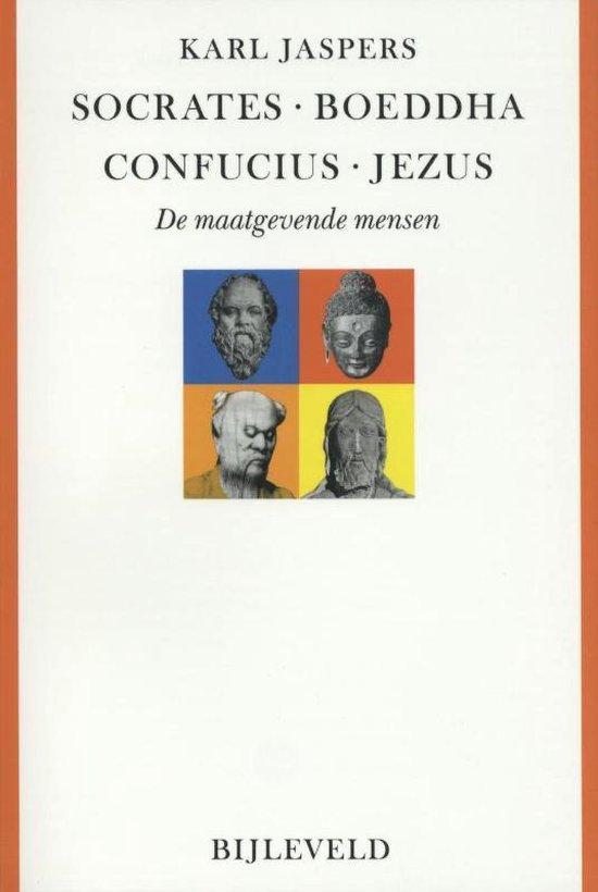 Socrates, Boeddha, Confucius, Jezus - Karl Jaspers |
