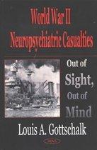 World War 2 Neuropsychiatric Casualties