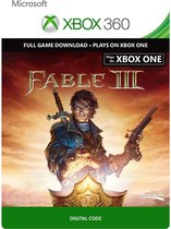 Fable 3 - Xbox 360 / Xbox One Download