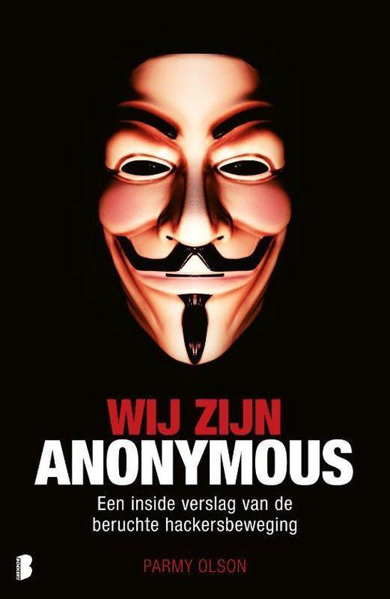 Wij zijn anonymous - Parmy Olson | Fthsonline.com