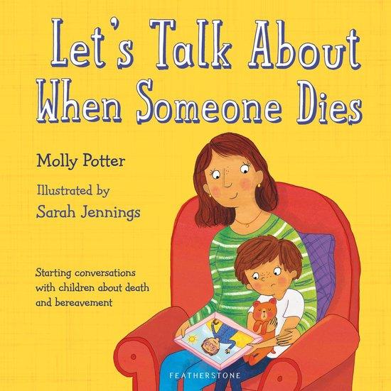Omslag van Let's Talk About When Someone Dies