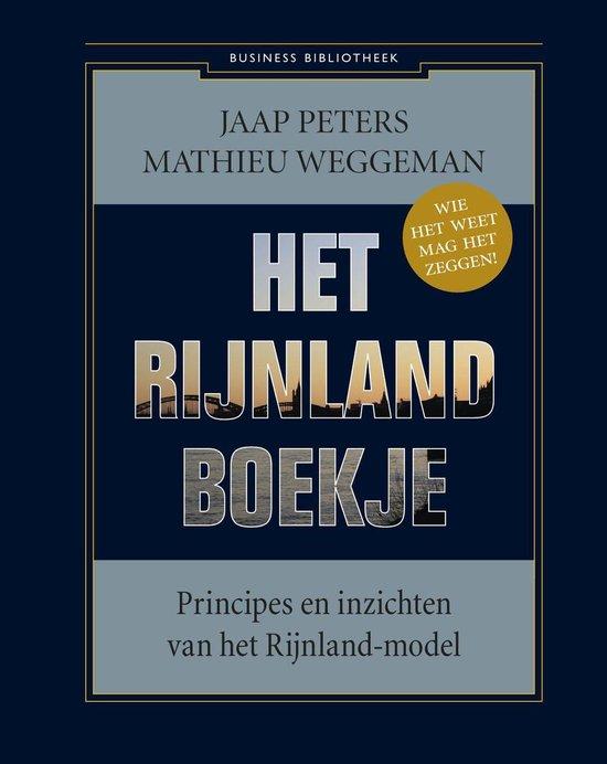 Het Rijnland-boekje - Jaap Peters pdf epub