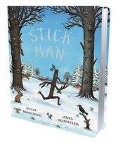 Boek cover Stick Man van Julia Donaldson