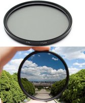 Polarisatie Filter - 52 MM - Circulair CPL Foto Lens Filter - Voor Canon / Nikon / Sony Camera