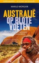 Boek cover Australie op blote voeten van Marlo Morgan