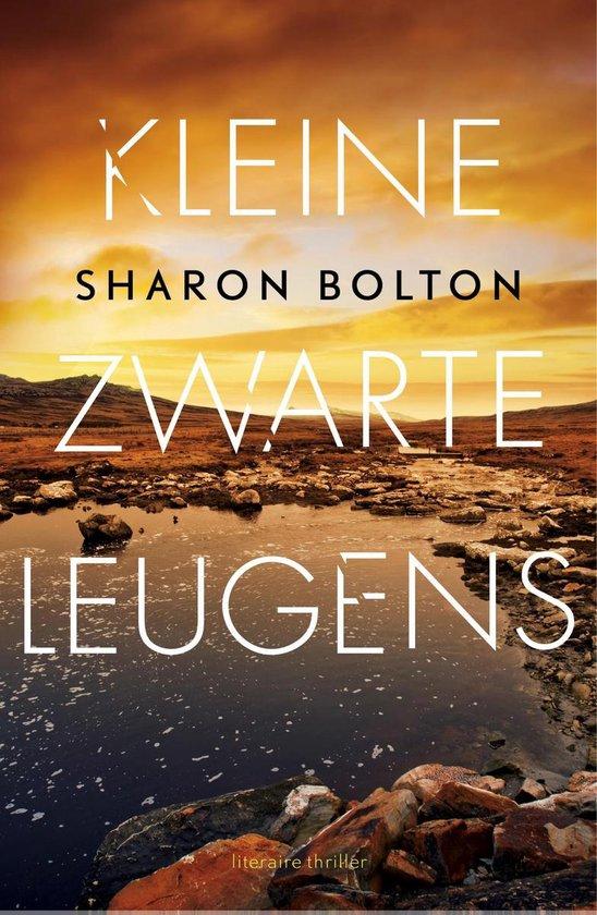 Boek cover Kleine zwarte leugens van Sharon Bolton
