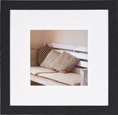 Fotolijst - Henzo - Driftwood - Fotomaat 30x30 - Donkergrijs