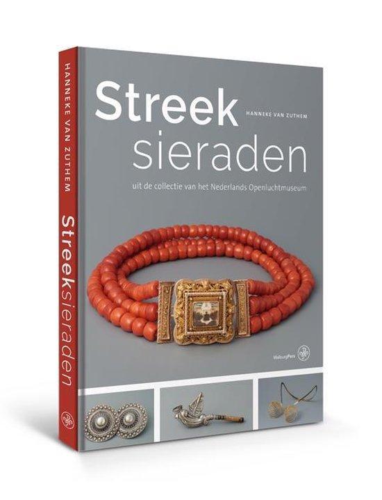 Streeksieradenboek - Hanneke van Zuthem |
