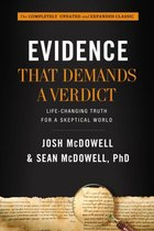 Boek cover Evidence That Demands a Verdict van Josh Mcdowell (Hardcover)