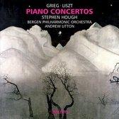 Liszt & Grieg: Piano Concertos