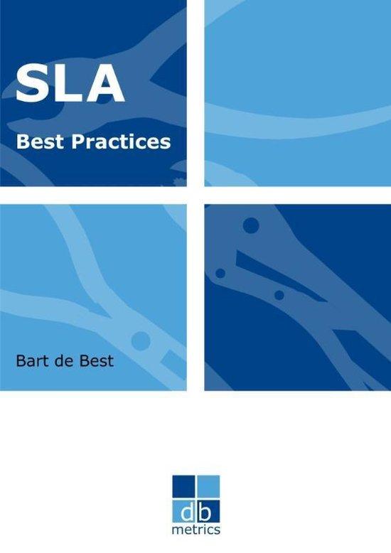 SLA Best Practices - Bart de Best |