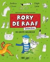 Rory De Raaf 3 -   De grote overval