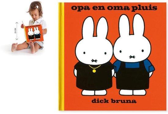 Opa en oma pluis XL editie - Dick Bruna |