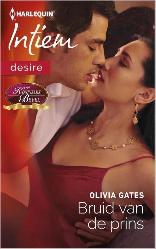 Intiem Special 2132 - Bruid van de prins / 3 - Olivia Gates |