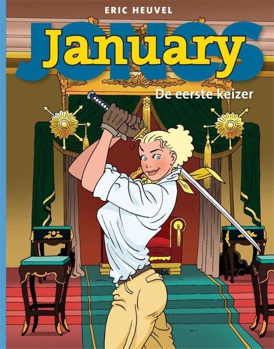 January jones 08. de eerste keizer - Eric Heuvel |