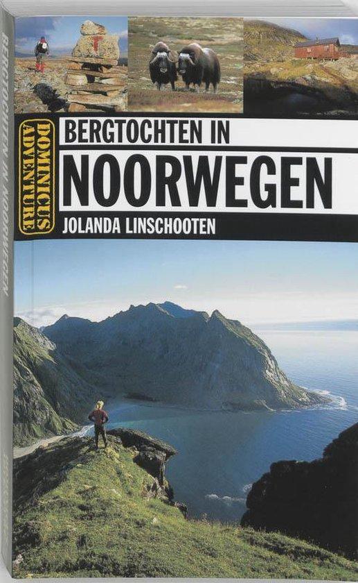 Bergtochten In Noorwegen - Jolanda Linschooten pdf epub