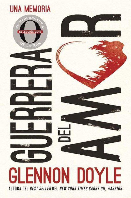Boek cover Guerrera del amor van Glennon Doyle Melton (Onbekend)