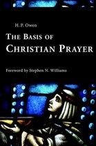 The Basis of Christian Prayer
