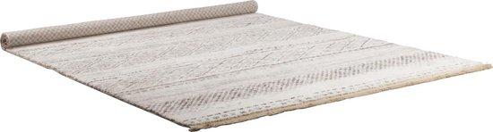 Zuiver Polar - Vloerkleed - Wit/Beige - 160x235 cm