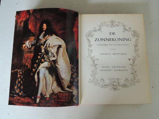 Zonnekoning - Nancy Mitford |