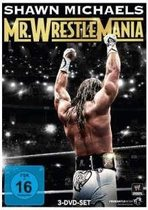 SHAWN MICHAELS  - MR WRESTLEMANIA