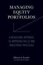 Boek cover Managing Equity Portfolios van Michael A. Ervolini