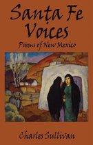 Boek cover Santa Fe Voices van Charles Sullivan