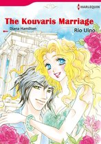 Omslag THE KOUVARIS MARRIAGE (Harlequin Comics)