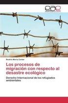 Los Procesos de Migracion Con Respecto Al Desastre Ecologico