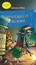 Boek cover De mysterieuze mummie- Geronimo Stilton  -1cd luisterboek van Geronimo Stilton