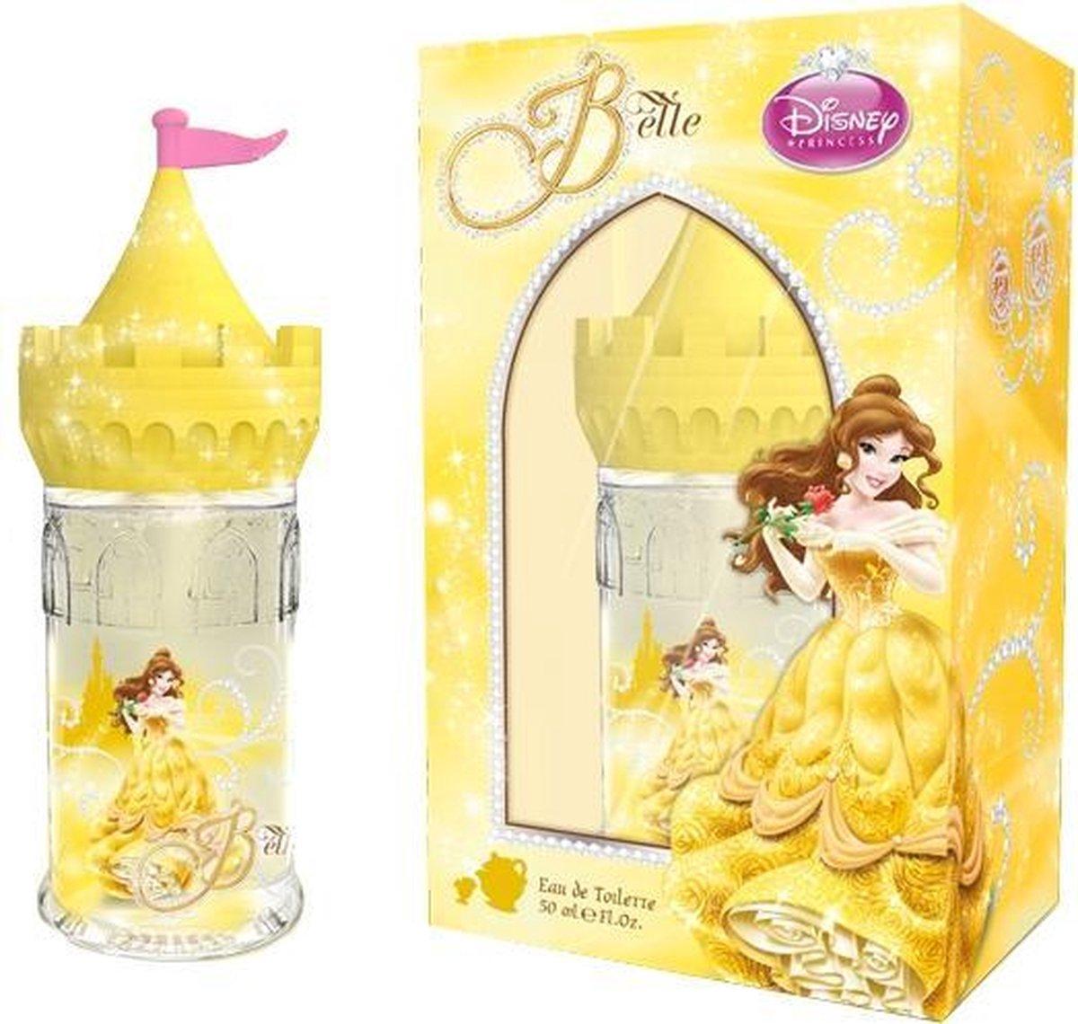 Disney Belle Castle eau de toilette spray 50ml - Disney