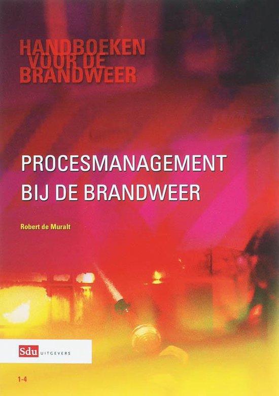 Procesmanagement bij de brandweer - R. De Muralt pdf epub