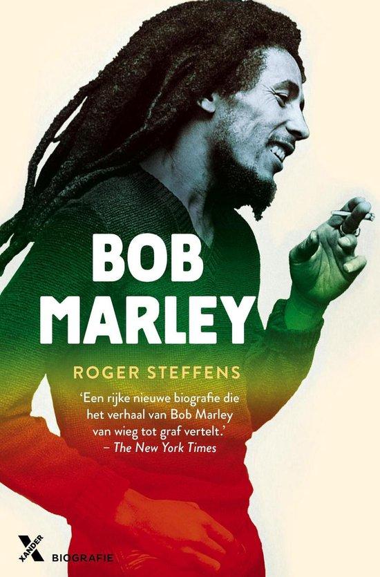 Bob Marley - Roger Steffens |