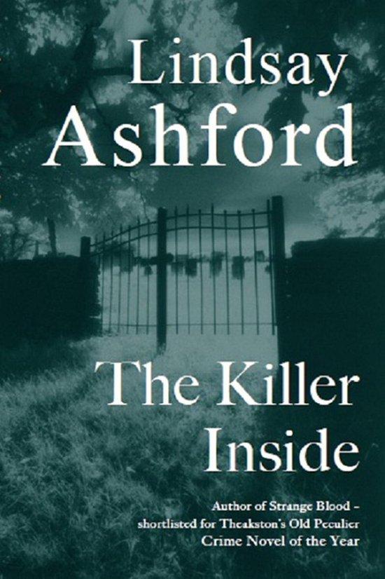 Omslag van The Killer Inside