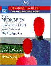 Prokofiev: Symphony 4 (Bd)