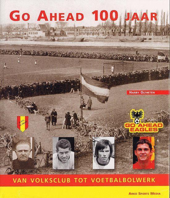 Go Ahead 100 jaar - H. Oltheten  