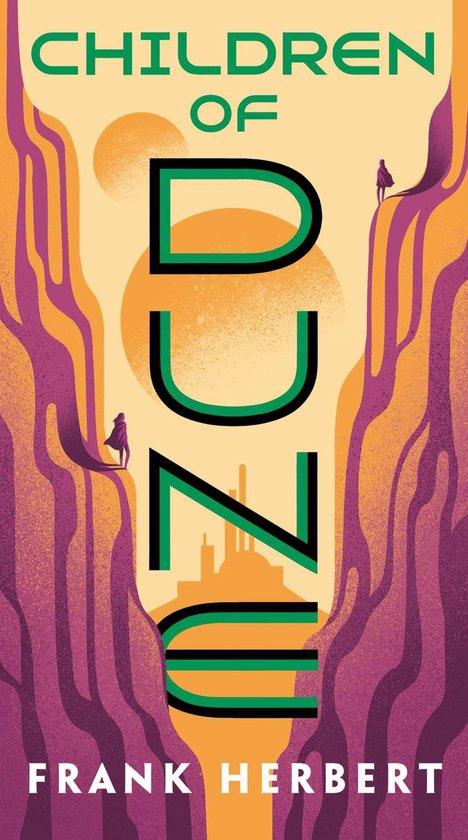 Boek cover Children of Dune van Frank Herbert (Paperback)