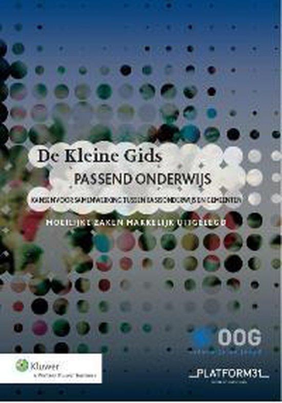 De Kleine Gids - Passend onderwijs - Wolters Kluwer Nederland B.V. pdf epub