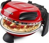 Pizza oven pakket G3Ferrari Delizia pizzaoven rood nieuw model AKTIEPAKKET