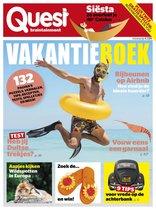 Boek cover Quest Vakantieboek 2019 van Hearst Magazines Netherlands B