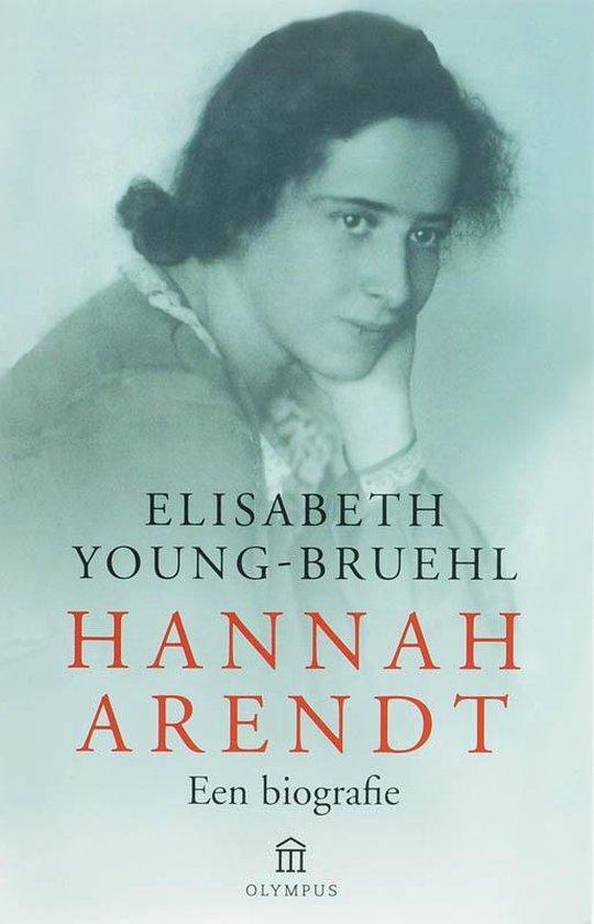 Boek cover Hannah Arendt Een Biografie van E. Young-Bruehl (Paperback)