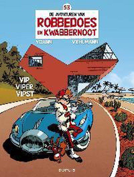 Robbedoes & kwabbernoot 53. vip, viper, vipst - Yoann  