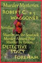 Omslag Murder Mysteries #3