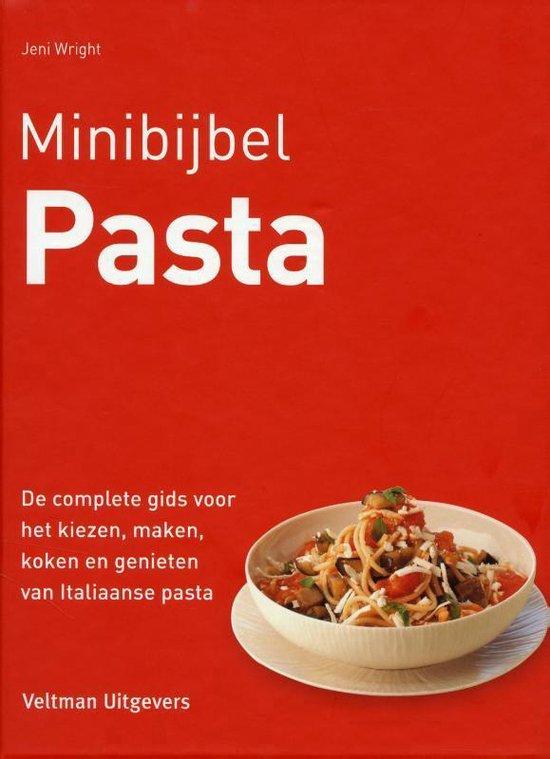 Minibijbel - Pasta - Jeni Wright   Readingchampions.org.uk