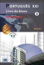 Português XXI - nova ediçao 3 livro do aluno com cd-áudio