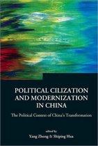 Political Civilization And Modernization In China